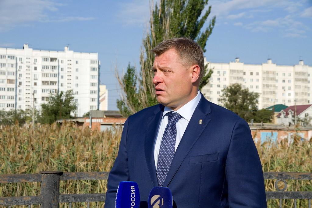 Администрация Астрахани предлагает решить судьбу Казачьего ерика