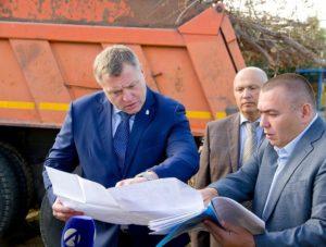 «Я ужаснулся, увидев состояние тротуара»: Игорь Бабушкин посетил парк Судоверфи