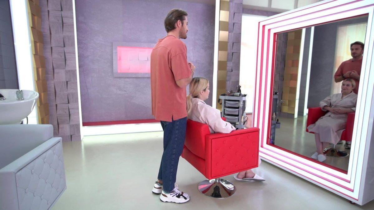 Астраханку преобразили на шоу телеканала ТНТ «Перезагрузка»