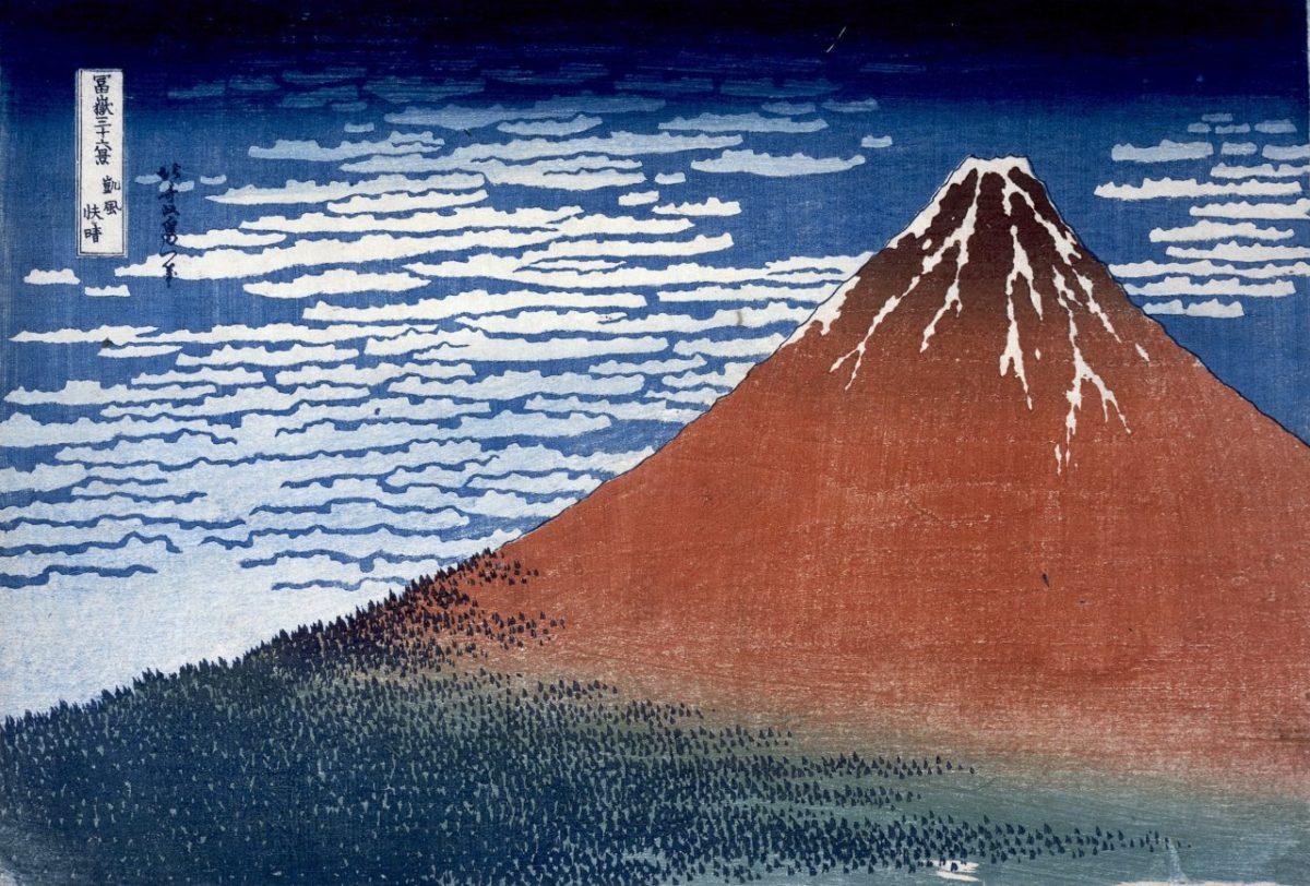 Астраханцам покажут уникальный фильм о японской гравюре Хокусая