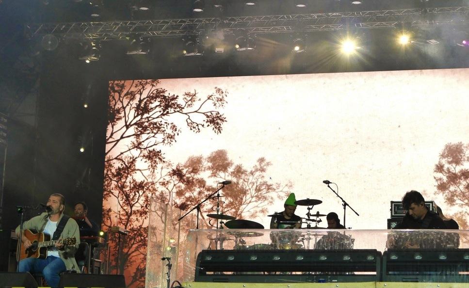 Тур «Сплина» по Нижнему Поволжью завершится концертом в Астрахани