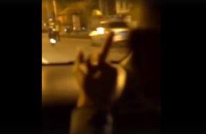 Астраханская молодежь хайпует на унижении полиции