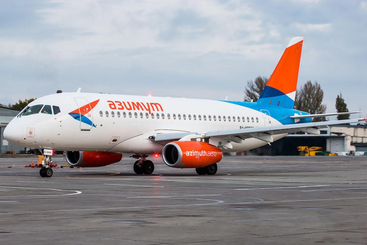 Авиакомпания «Азимут» свяжет Астрахань и Минеральные Воды