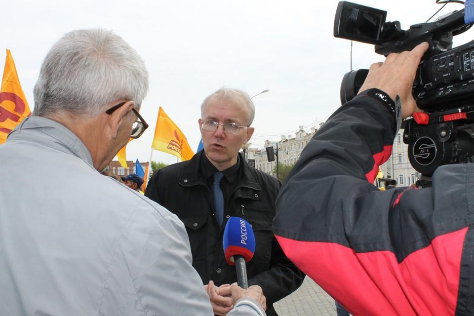 Олег Шеин поддержал губернатора в решении не спешить с формированием кабмина