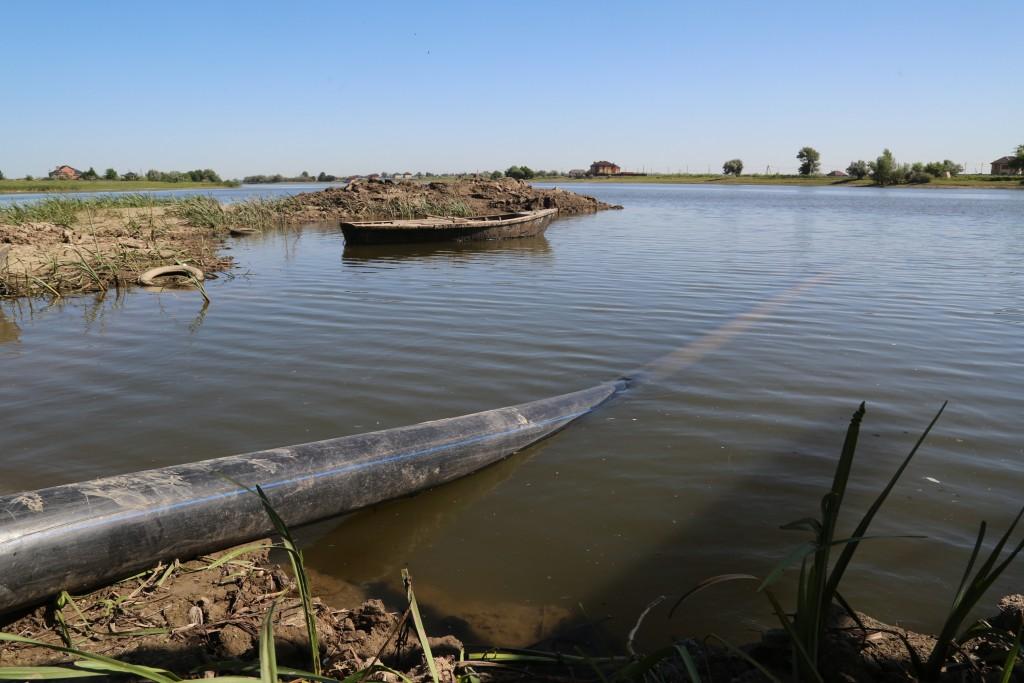 Астраханские власти объяснили перенос сроков строительства водопровода в Началово