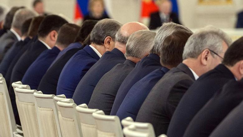 В России ждут волну губернаторских отставок