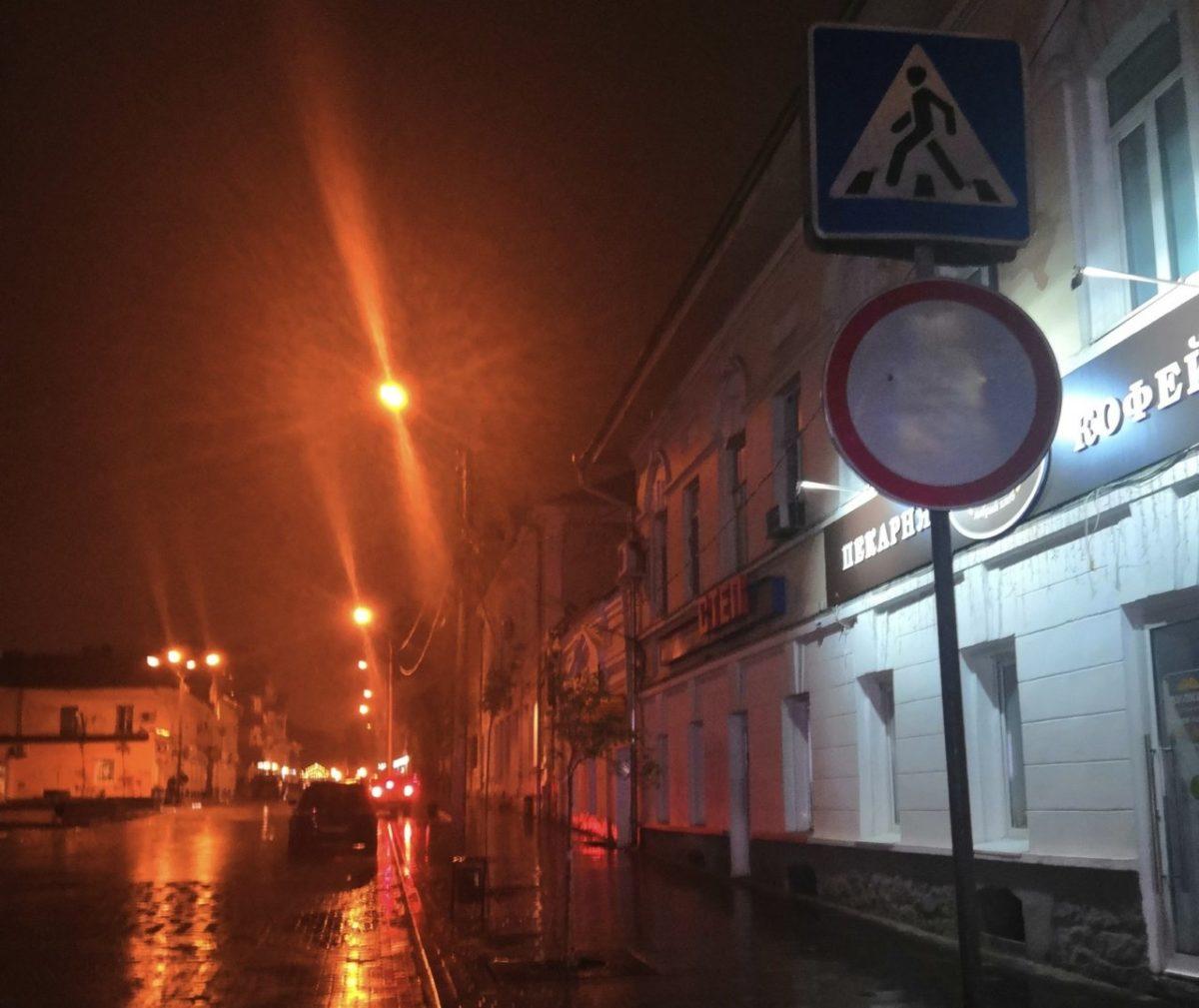 По улице Ахматовской открыли движение не для всех