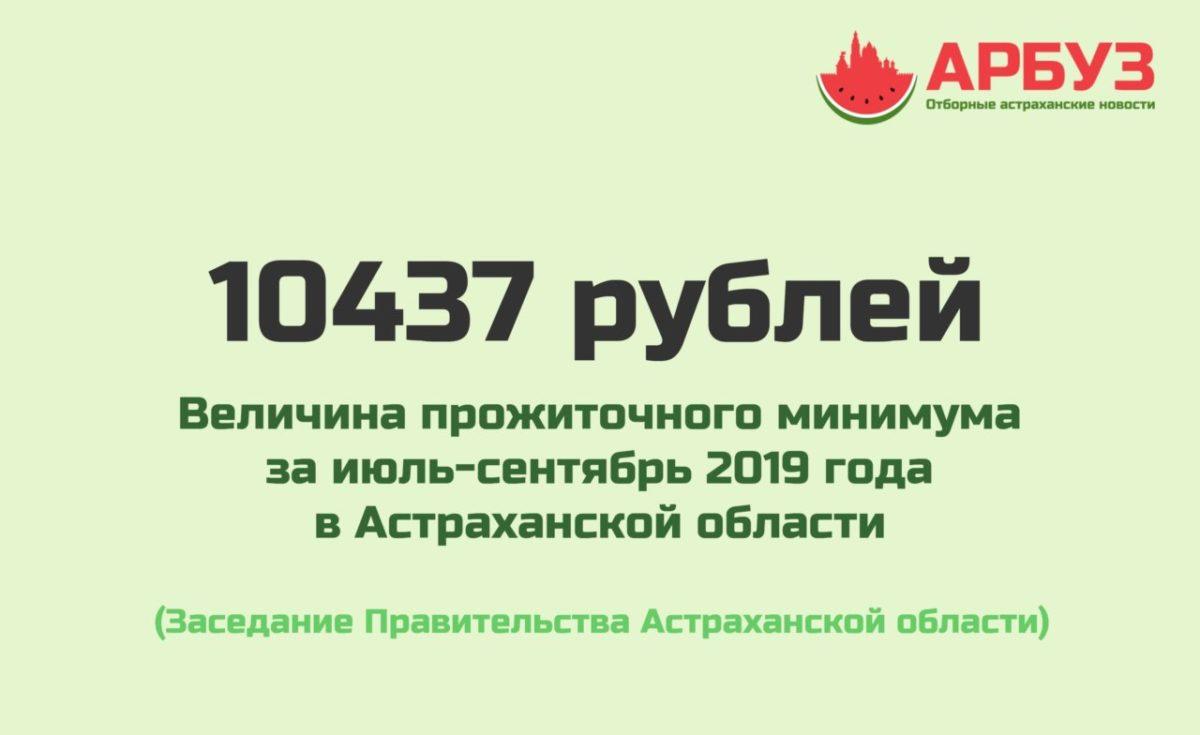 В Астраханской области упал прожиточный минимум из-за дешевых овощей