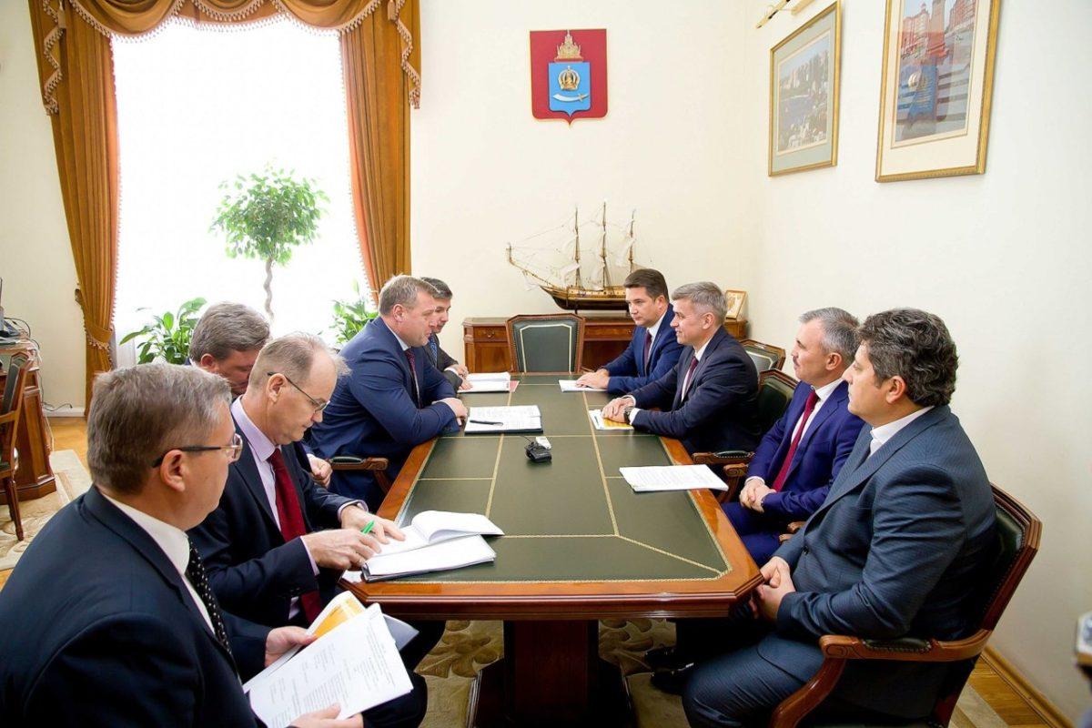 Правительство Астраханской области и «Ростелеком» обсудили вопросы «цифрового» сотрудничества