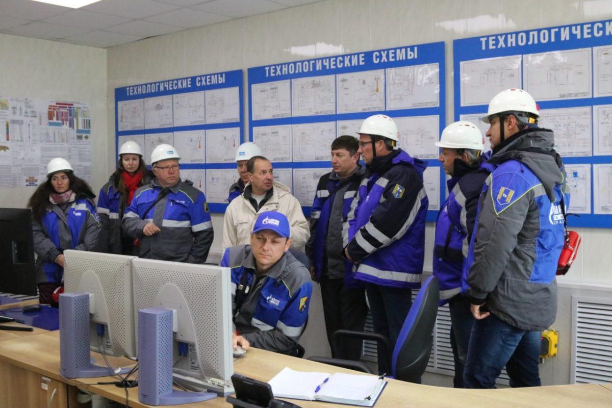 ООО «Газпром добыча Астрахань» — лидер в области диспетчеризации и IT-технологий