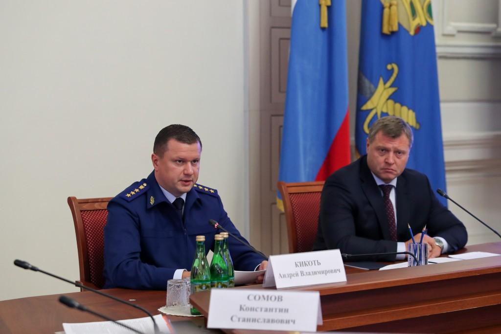 Андрей Кикоть вновь посетит Астрахань в марте 2020 года