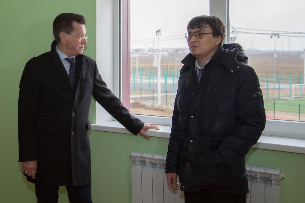 Экс-глава Наримановского района Нурлан Кандыков тяжело болен
