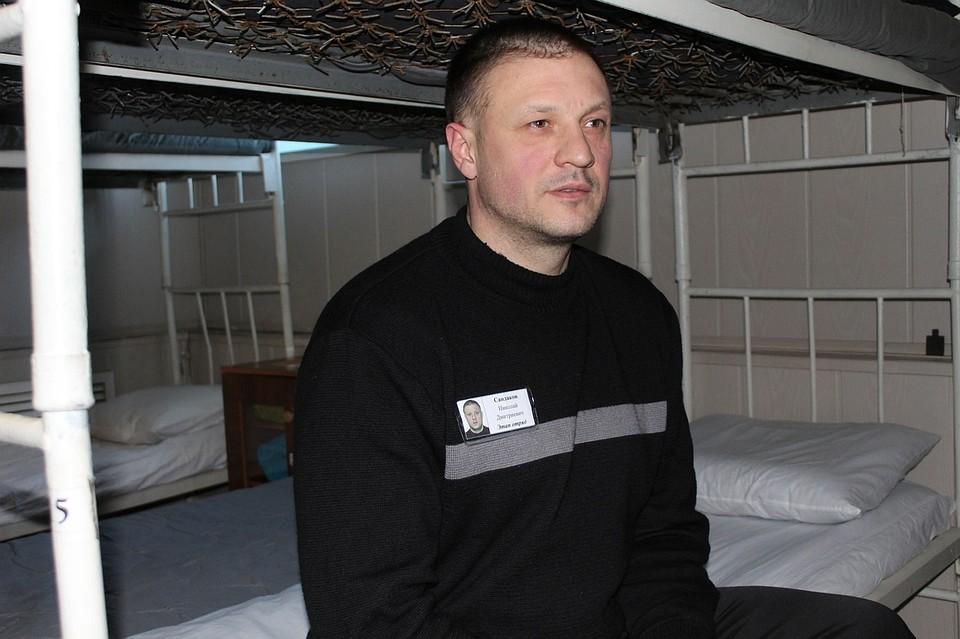 Астраханский экс-чиновник Николай Сандаков покинул колонию