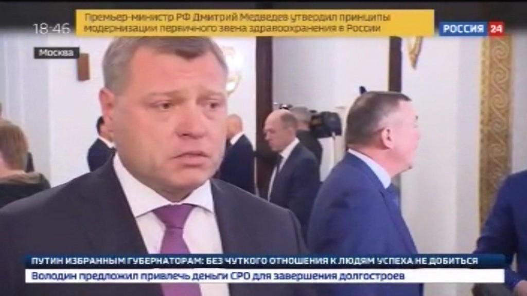 Игорь Бабушкин: «У нас есть проблемы, которые копились годами»
