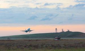 Аэропорт Астрахани получит новую взлетно-посадочную полосу