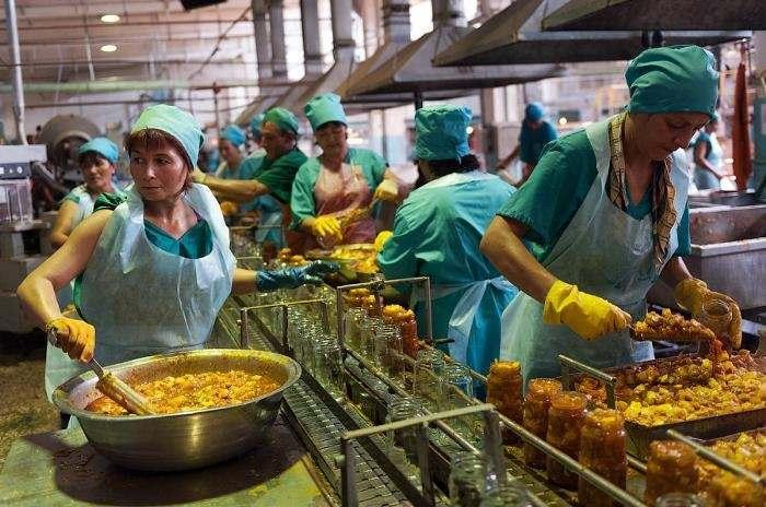 Астраханская область наращивает объемы переработки овощей