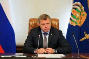 Игорь Бабушкин сделал заявление по поводу смога над Астраханью