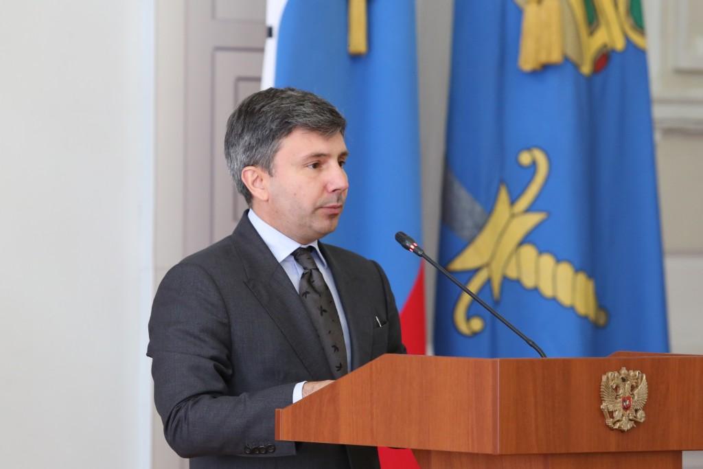 Назначен новый председатель правительства Астраханской области