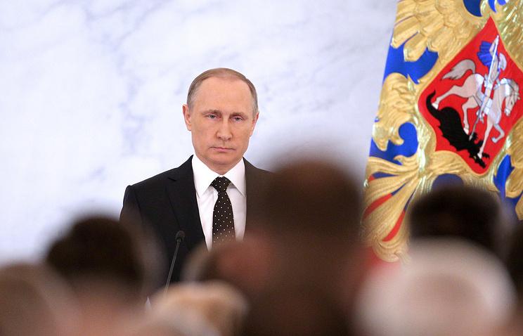 Песков: «Послания президента до конца года может и не быть»