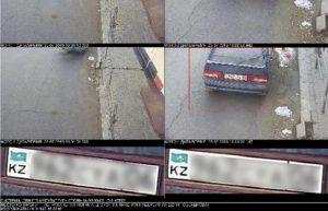 В Астрахани начали штрафовать машины с иностранными номерами