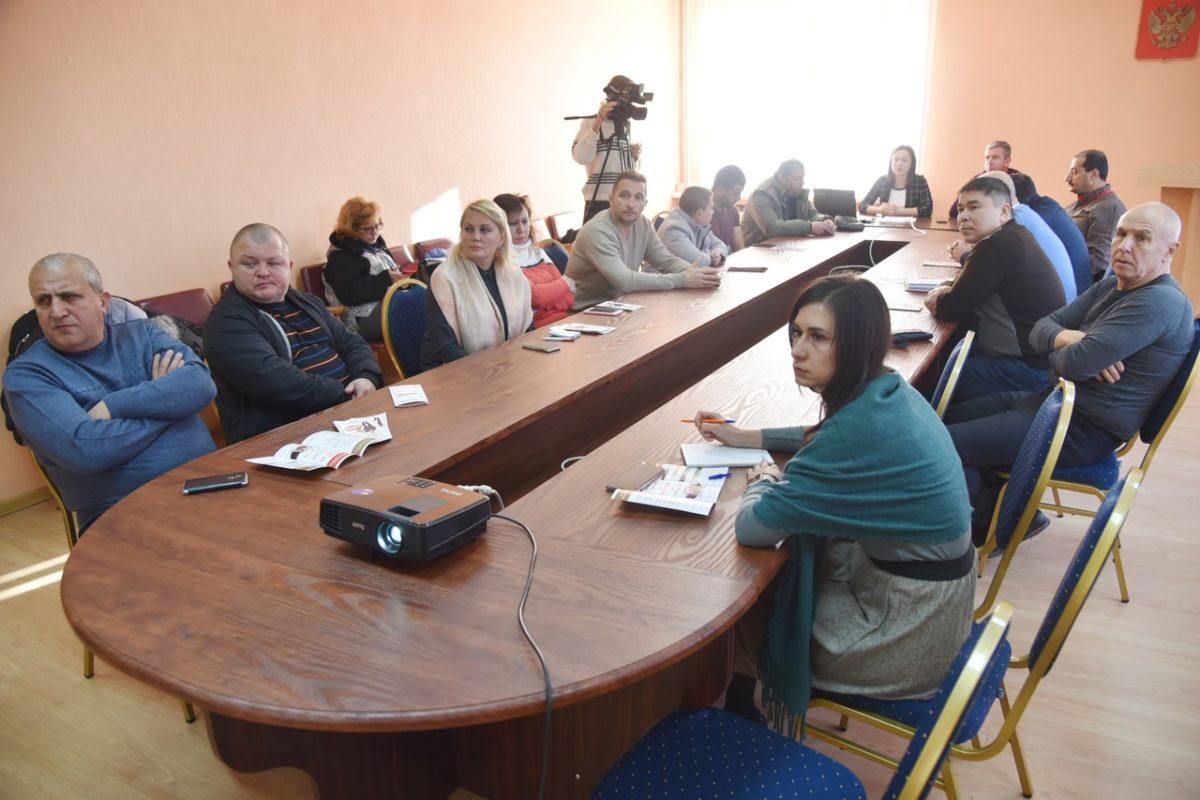 Предпринимателям Трусовского района рассказали о мерах поддержки бизнеса