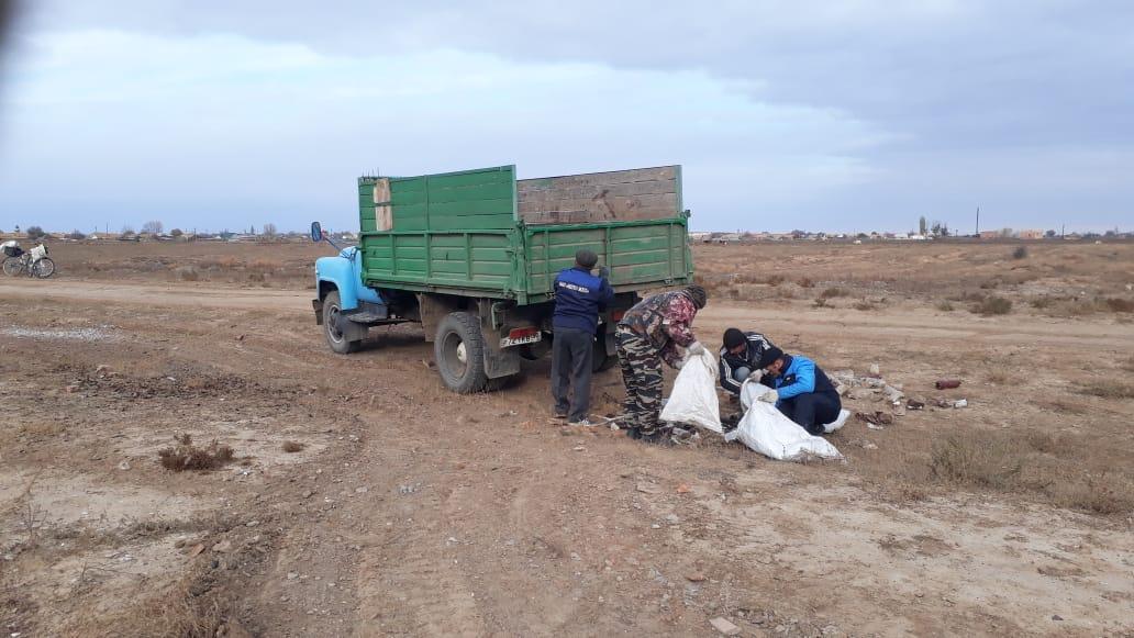 Региональный оператор зачистил порядка 1500 кубических метров отходов с несанкционированных свалок