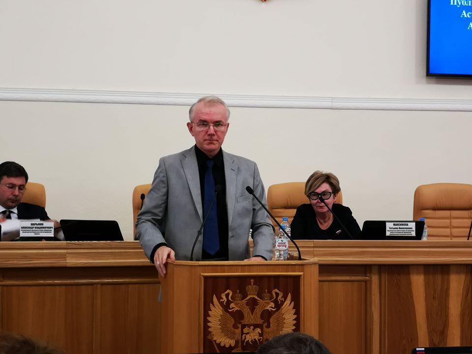 Олег Шеин о новых министрах: «Это хорошие решения»