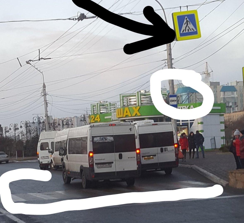 Астраханцы жалуются на нарушения маршрутчиков, в том числе несуществующие