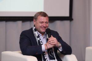 Игорь Бабушкин нацелил «Волгарь» на возвращение в Первую лигу