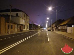 В Астрахани открыли отремонтированную улицу Каховского