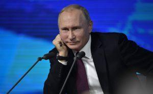 Путин поговорит с журналистами во второй половине декабря