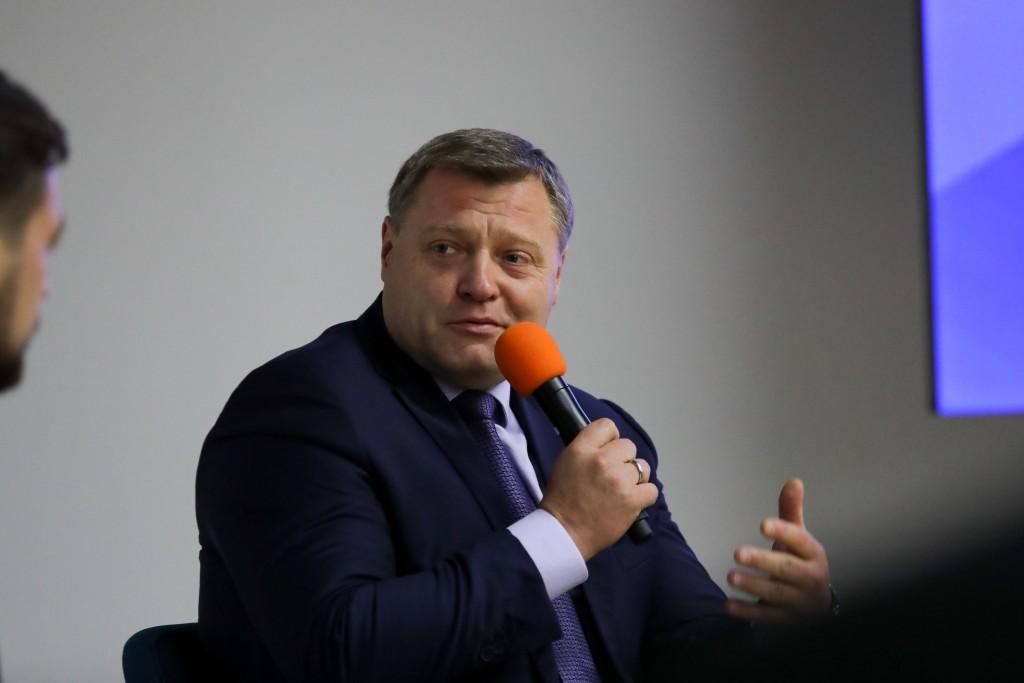 Игорь Бабушкин: «Нас беспокоит отток грамотных специалистов»