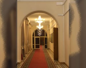 Перед кабинетом Игоря Бабушкина сделали дополнительную дверь