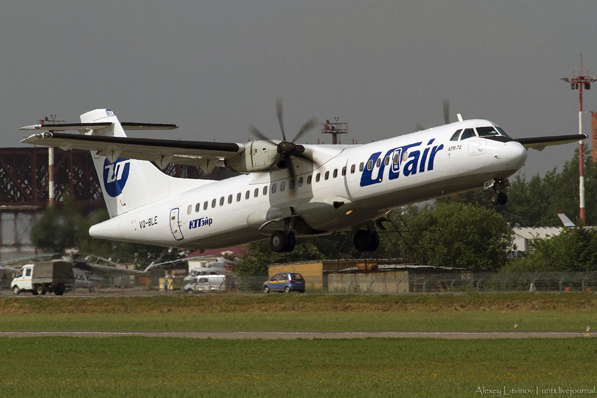 Самолет Астрахань-Волгоград приблизился по цене к поезду