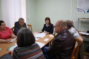 Астраханским предпенсионерам указали путь к успеху