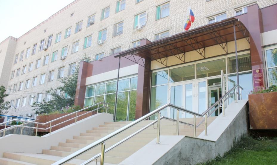 Камызякской больнице могли отключить канализацию