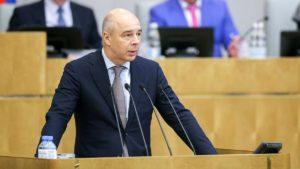Силуанов рассказал депутатам о росте доходов населения