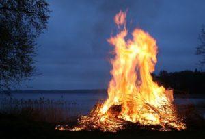 Руководителей астраханских баз отдыха привлекут к тушению пожаров