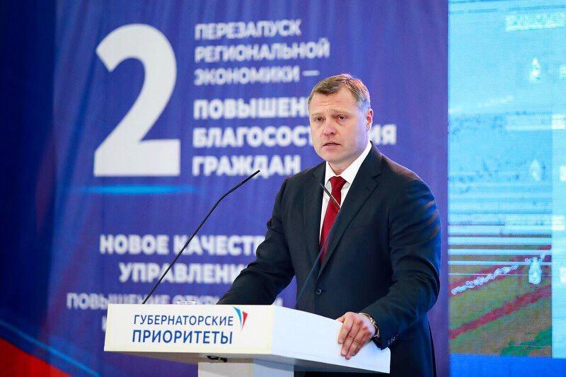 Игорь Бабушкин поблагодарил «Единую Россию» за поддержку