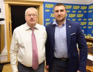 ЛДПР сменила своего руководителя по Астраханской области