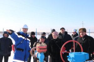 Астраханские общественники посетили производственные объекты ООО «Газпром добыча Астрахань»
