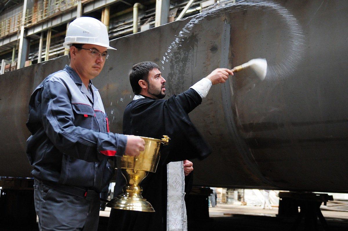 Астраханские судостроители верят, что 2020 год станет для них переломным