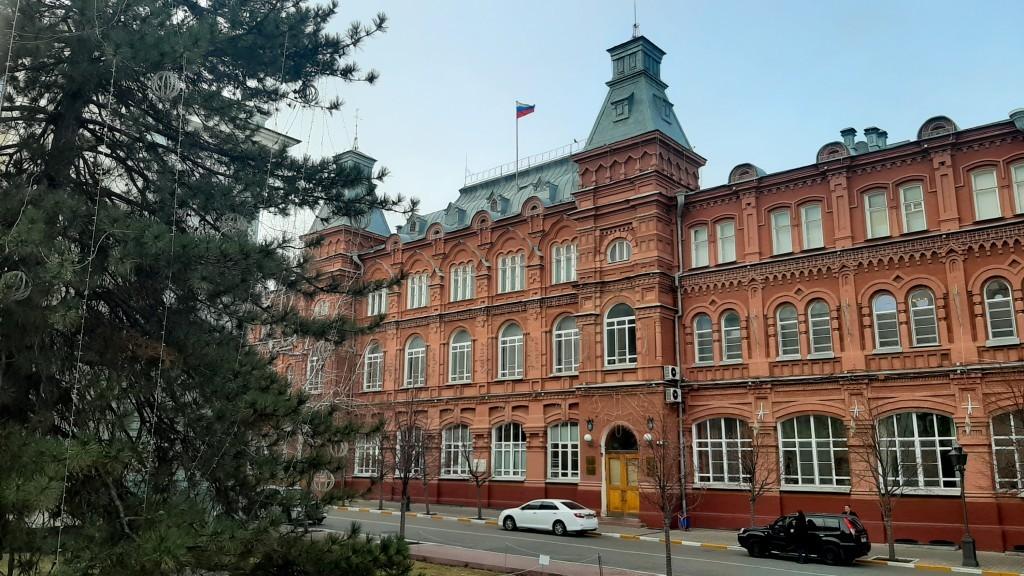 Игорь Бабушкин полностью сформировал астраханское правительство