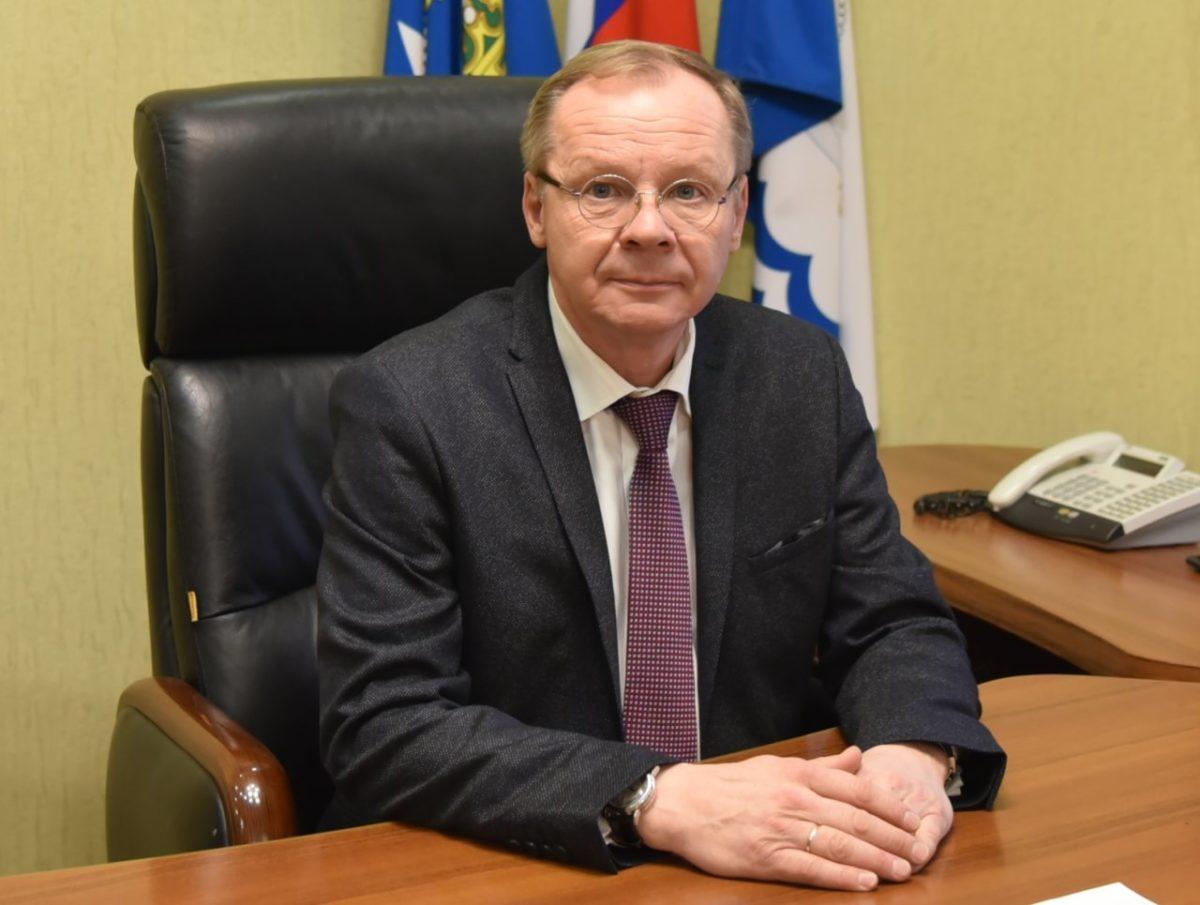Первый заместитель главы администрации Астрахани покинул свой пост