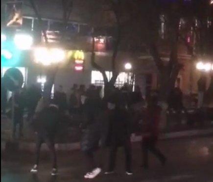 Полиция нашла участников массовой драки в центре Астрахани