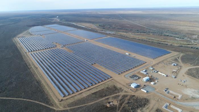 Астраханское солнце позволит получить еще больше электричества