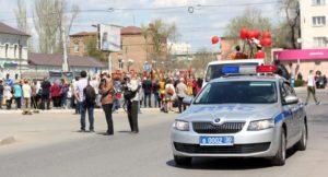 Площадь Ленина в пятницу перекроют из-за нашествия автомобилей Skoda