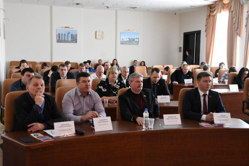 Конкурс на нового главу Астрахани пройдет в сентябре