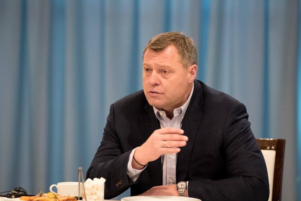 Игорь Бабушкин рассказал об успехах астраханского сельского хозяйства