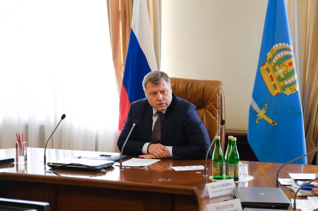 Игорь Бабушкин о коррупции: «Работы у нас очень много»